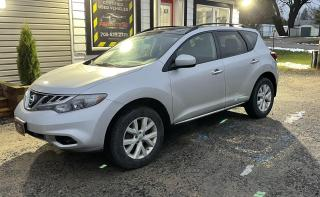 Used 2012 Nissan Murano S for sale in Tiny, ON
