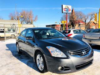 Used 2011 Nissan Altima 3.5 SR for sale in Regina, SK