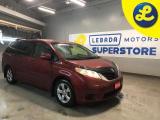 Used 2014 Toyota Sienna LE * 8 Passenger * Back Up Camera * Heated Cloth Seats *  Cruise Control * Steering Wheel Controls * Hands Free Calling * Automatic Windows * Power Dr for sale in Cambridge, ON
