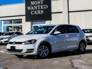 Used 2016 Volkswagen Golf TRENDLINE|CAMERA|TOUCHSCREEN|B/T|ALLOYS for sale in Kitchener, ON