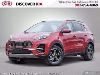 New 2021 Kia Sportage SX for sale in Charlottetown, PE