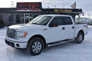Used 2010 Ford F-150 XLT BACK-UP CAMERA! CRUISE CONTROL! 4X4! for sale in Saskatoon, SK