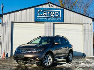 Used 2012 Nissan Murano SL for sale in Stratford, ON