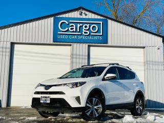Used 2018 Toyota RAV4 LE AWD for sale in Stratford, ON