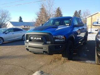 New 2021 RAM 1500 Classic Warlock | Crew | Sport Hood | Steps | Trailor Tow for sale in Medicine Hat, AB