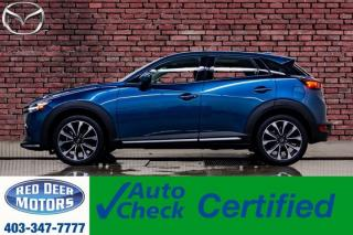 Used 2019 Mazda CX-3 AWD GT Leather Roof BCam for sale in Red Deer, AB