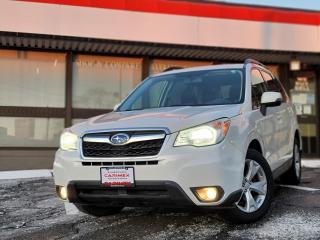 Used 2014 Subaru Forester 2.5i Limited Package HK Sound| Backup Camera | Pano Roof | Heated Seats| Leather for sale in Waterloo, ON