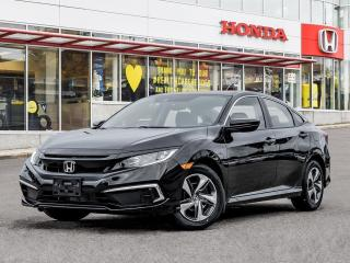 New 2020 Honda Civic LX for sale in Vancouver, BC