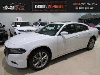 Used 2020 Dodge Charger SXT| AWD| NAVI| LTHR| SUNROOF for sale in Vaughan, ON