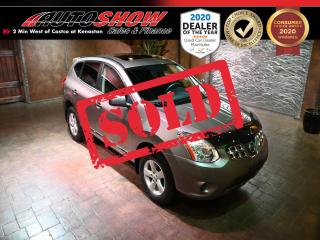 Used 2013 Nissan Rogue Special Edition w/ LOW MILEAGE + SUNROOF !! for sale in Winnipeg, MB