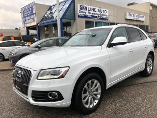 Used 2013 Audi Q5 2.0T Premium Plus AWD|PANO ROOF|NAVI|CAMERA|ALLOYS for sale in Concord, ON