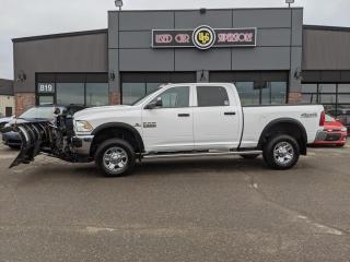 Used 2018 RAM 2500 ST 4x4 Crew Cab 6'4  Box for sale in Thunder Bay, ON