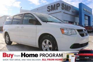 Used 2012 Dodge Grand Caravan SXT- Power Sliding Doors, Pwr Lift Gate, Remote Start for sale in Saskatoon, SK