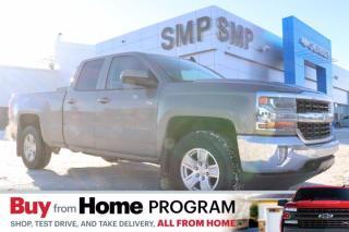 Used 2017 Chevrolet Silverado 1500 LT- 4X4, Heated Seats, Remote Start, Tow Pkg for sale in Saskatoon, SK