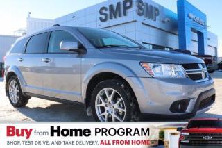 Used 2018 Dodge Journey GT- AWD, Leather, Remote Start, Sunroof, Dvd, 7 Passenger for sale in Saskatoon, SK