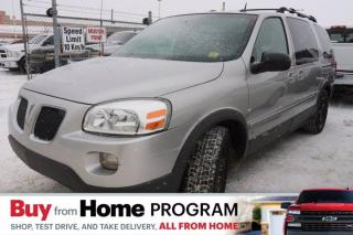 Used 2008 Pontiac Montana Sv6 - Remote Start, DVD, Winter / Summer Tires for sale in Saskatoon, SK