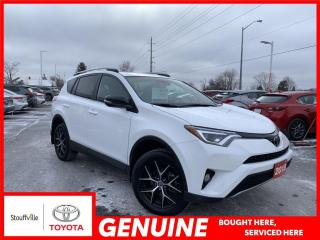 Used 2018 Toyota RAV4 SE AWD - HEATED STEERING WHEEL - LOW KMS! for sale in Stouffville, ON