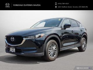 Used 2018 Mazda CX-5 GS AWD at LOW KMS! for sale in York, ON