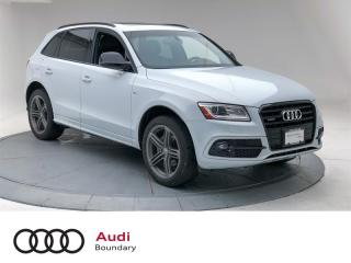 Used 2017 Audi Q5 2.0T Progressiv quattro 8sp Tiptronic for sale in Burnaby, BC