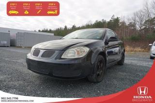 Used 2007 Pontiac G5 SE w/1SA for sale in Bridgewater, NS