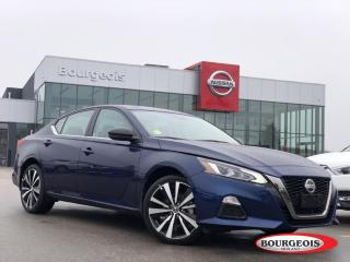 New 2021 Nissan Altima 2.5 SR for sale in Midland, ON