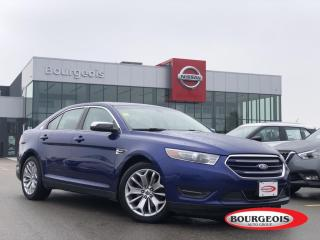 Used 2013 Ford Taurus Limited LEATHER, HEATED/COOLED SEATS for sale in Midland, ON