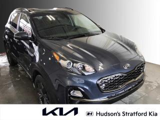 New 2021 Kia Sportage EX S for sale in Stratford, ON