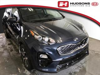 New 2021 Kia Sportage LX for sale in Stratford, ON