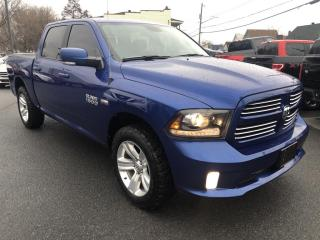 Used 2017 RAM 1500 SPORT for sale in Cornwall, ON