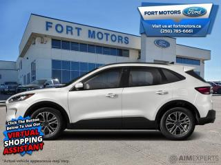 New 2020 Ford Escape SEL 4WD  - Heated Seats - $241 B/W for sale in Fort St John, BC