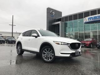 New 2021 Mazda CX-5 GT w/Turbo for sale in Chatham, ON