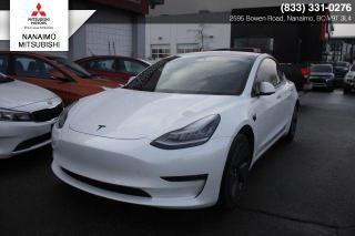 Used 2021 Tesla Model 3 Standard Range for sale in Nanaimo, BC