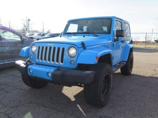 Used 2017 Jeep Wrangler Sahara for sale in St. Thomas, ON