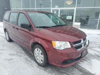 Used 2017 Dodge Grand Caravan CVP/SXT Cruise, Keyless, No Accidents, 3rd Row Stow N Go!! for sale in Ingersoll, ON