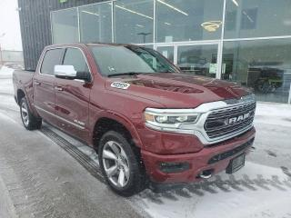 Used 2020 RAM 1500 Limited Air Suspension, Tech Package, Pano Sunroof! for sale in Ingersoll, ON