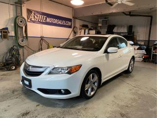 Used 2013 Acura ILX 4dr Sdn Premium Pkg for sale in Kingston, ON