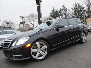 Used 2013 Mercedes-Benz E-Class 4DR WGN E 350 4MATIC for sale in Burlington, ON