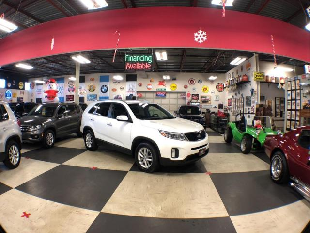 2014 Kia Sorento 2.0L LX AUT0 A/C AWD CRUISE H/SEATS ALLOY WHEELS 124K