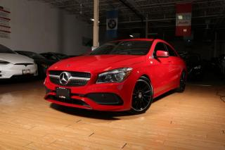 Used 2017 Mercedes-Benz CLA-Class 4dr Sdn CLA 250 4MATIC for sale in North York, ON