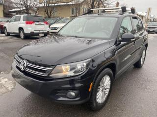 Used 2016 Volkswagen Tiguan 4MOTION 4dr Auto Special Edition for sale in Ottawa, ON