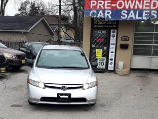 Used 2006 Honda Civic Sdn 4dr DX-G Auto for sale in Markham, ON