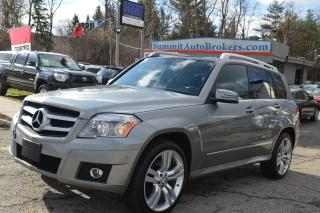 Used 2011 Mercedes-Benz GLK-Class GLK 350 for sale in Richmond Hill, ON