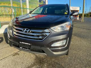 Used 2016 Hyundai Santa Fe Sport Limited for sale in Campbell River, BC