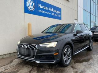 Used 2017 Audi A4 Allroad TECHNIK QUATTRO - LOADED! for sale in Edmonton, AB