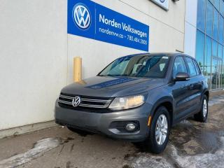 Used 2015 Volkswagen Tiguan TRENDLINE 4MOTION AWD for sale in Edmonton, AB