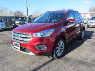 Used 2017 Ford Escape Titanium for sale in Hamilton, ON