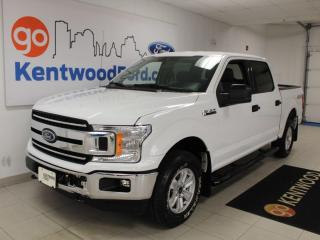Used 2019 Ford F-150 XLT | 4x4 | 300a | One Owner Trade for sale in Edmonton, AB