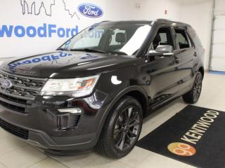 Used 2017 Ford Explorer Limited | 4WD | Moonroof | Power Third Row | One Owner Local Trade for sale in Edmonton, AB
