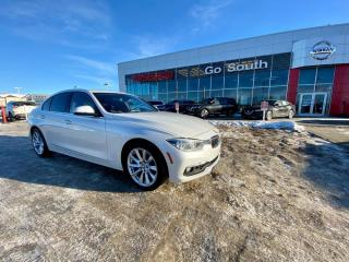 Used 2016 BMW 3 Series 328i XDRIVE, AWD, LEATHER for sale in Edmonton, AB