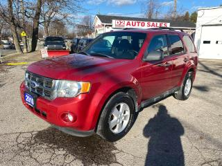 Used 2010 Ford Escape XLT/Low KM/Accident Free/Automatic/Comes Certified for sale in Scarborough, ON